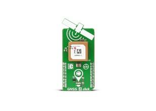 GNSS 4 CLICK GPS/GLONASS-KAART