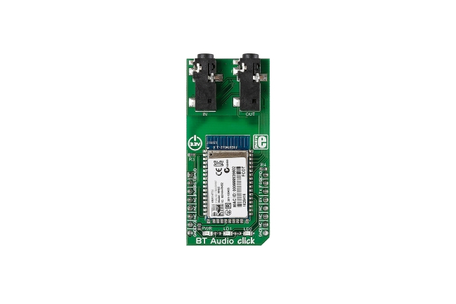 A product image for BT-audio Click Bluetooth Board