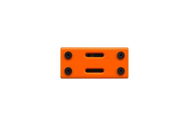 A product image for FLICK ZERO-BEHUIZING – ORANJE/WIT