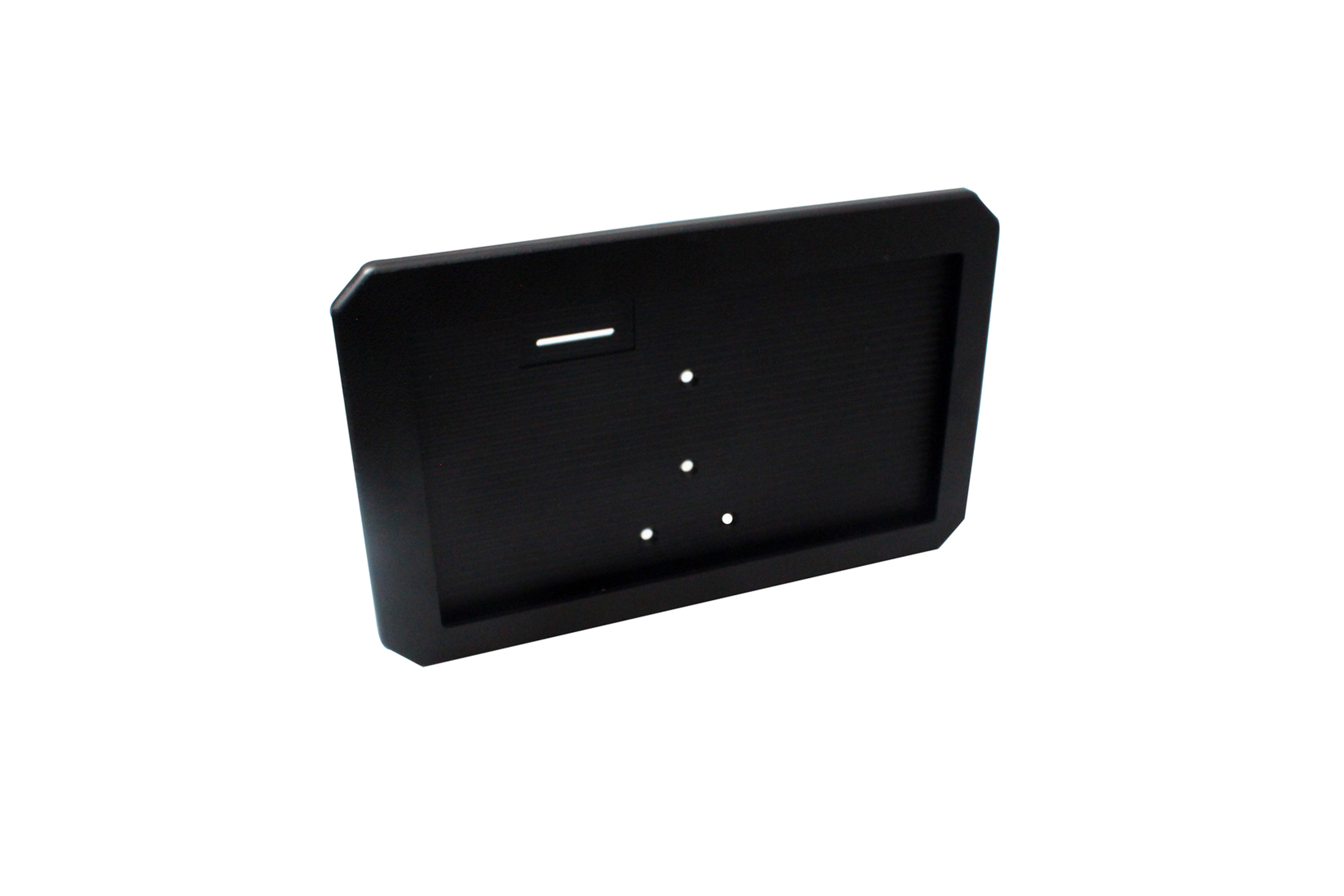 LattePanda-kaartbehuizing en scherm - zwart