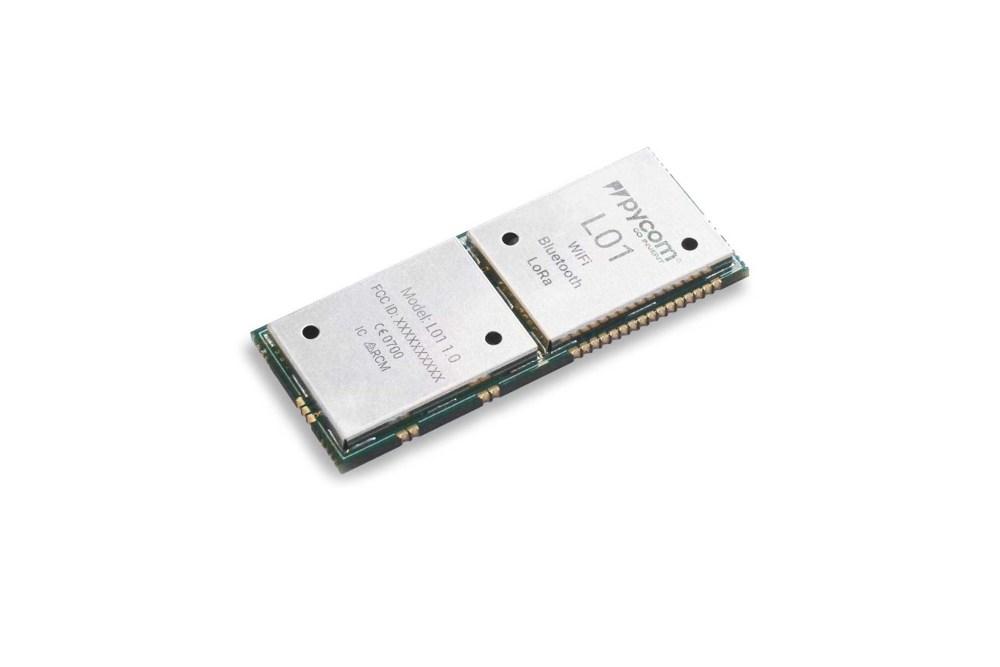 PyCom L01 LoPy SoC Module LoRa wifi BLE
