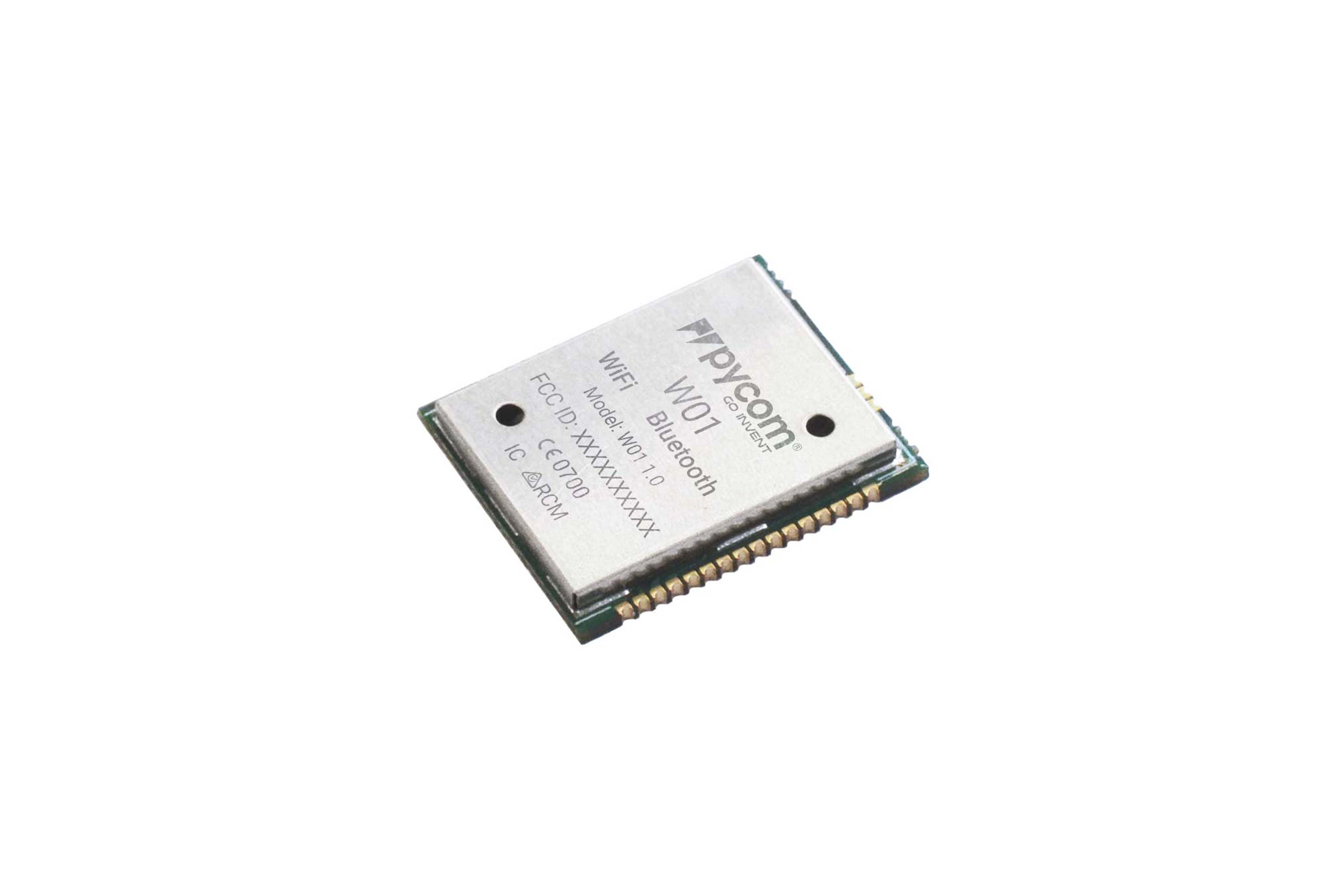 PyCom W01 WiPy SoC-module wifi BLE