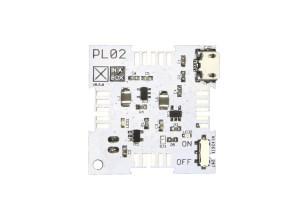 XinaBox-batterijlader voor MCP73831, PAM2305, XC9141