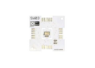 XinaBox SW03, weersensormodule voor MPL3115A2