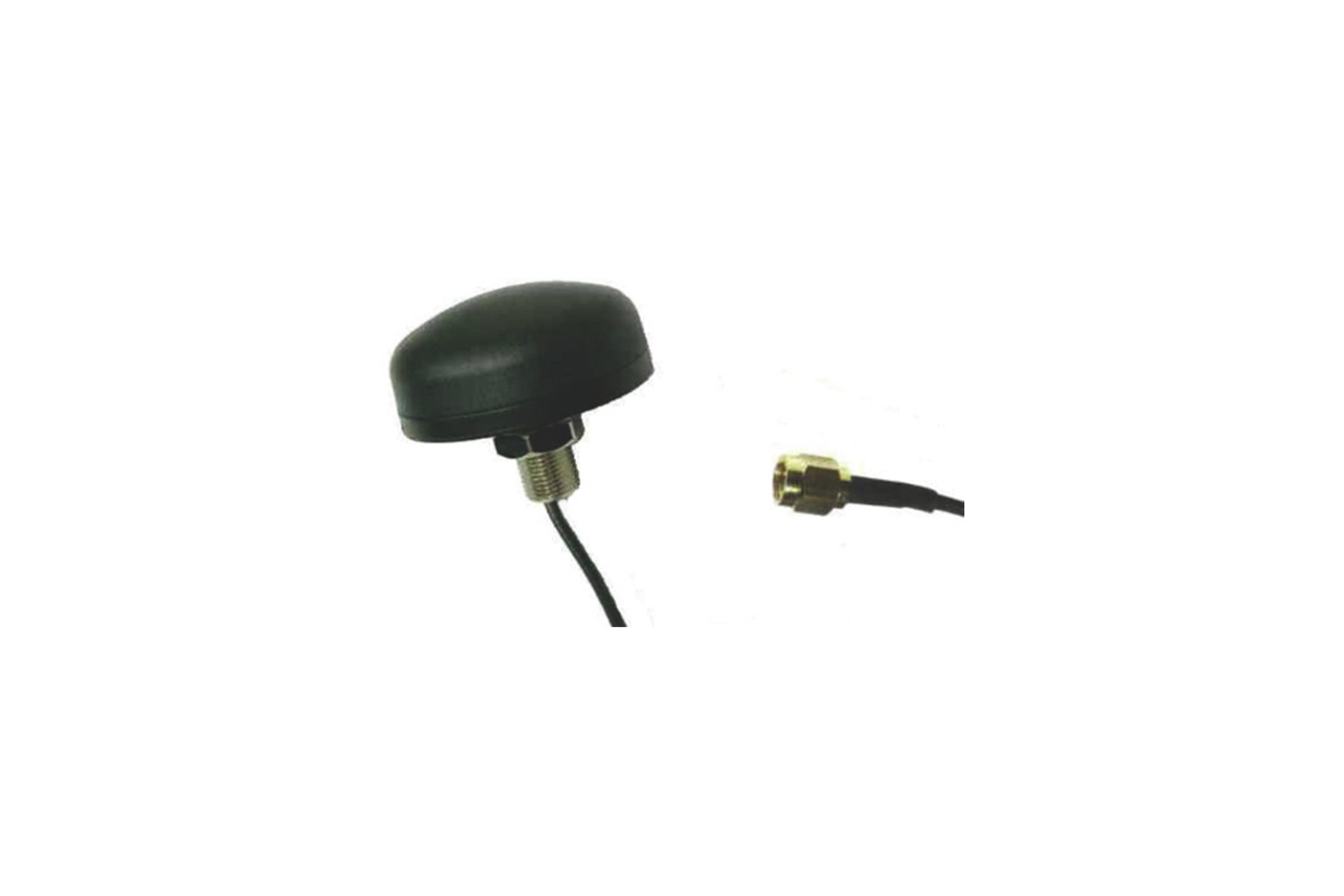 PUK-antenne 433/868 MHz M14 schroef SMA (M)