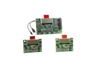 Microchip MiWi/wifi 2,4 GHz-demonstratiekit voor MRF24J/W