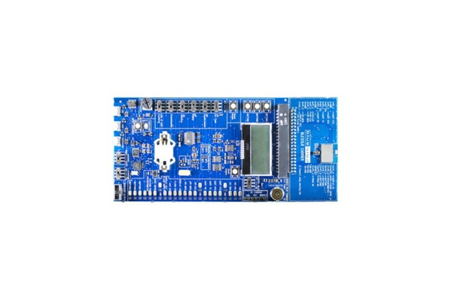A product image for Bluetooth Dev Kit met draagkaarten