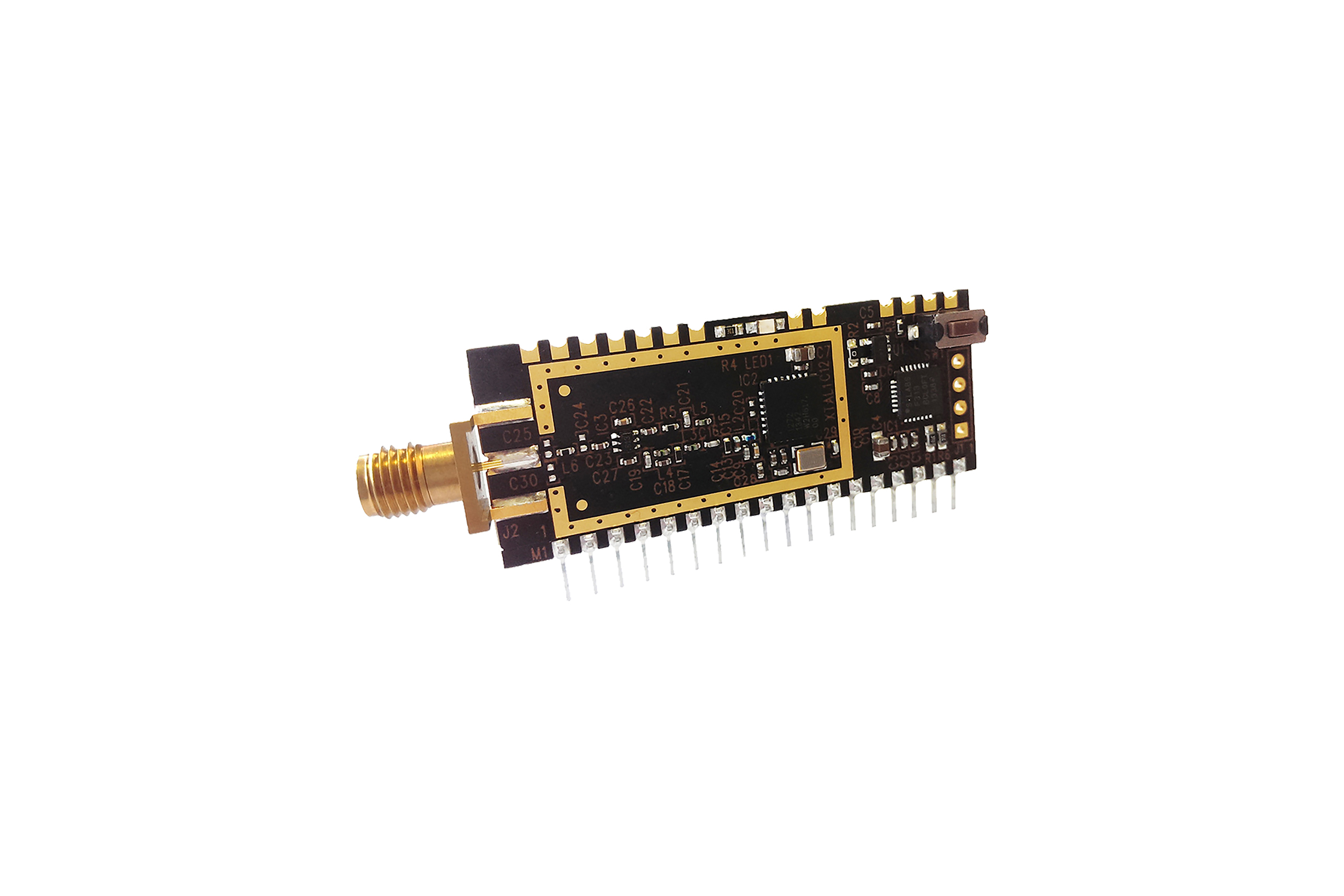 LORA-telemetrie en MODEM Mod 868 MHz 16 km