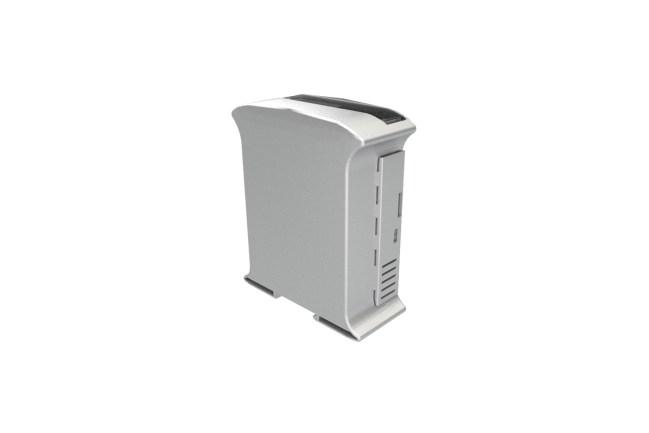 A product image for KIT 45 RAILBOX RASPBERRY PI B +/2
