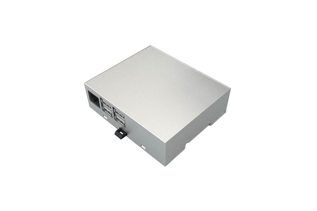 A product image for KIT 4M XTS COMPACTE RASPBERRY PI B+/2