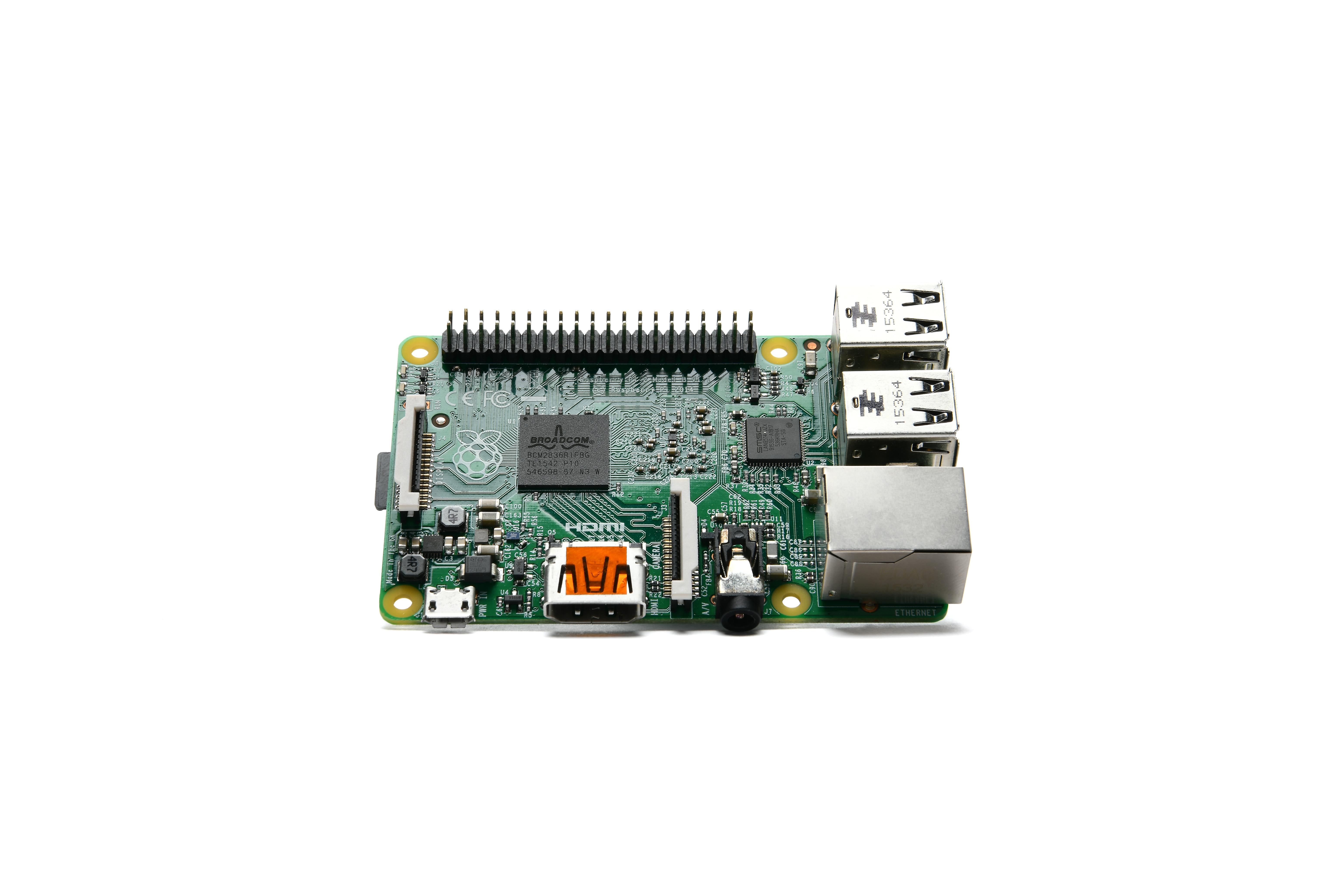 RaspberryPi 3 Premium-set