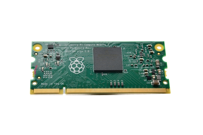 A product image for RaspberryPi ComputeModule 3