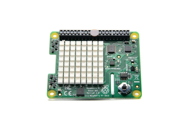 A product image for Raspberry Pi Sense Hat