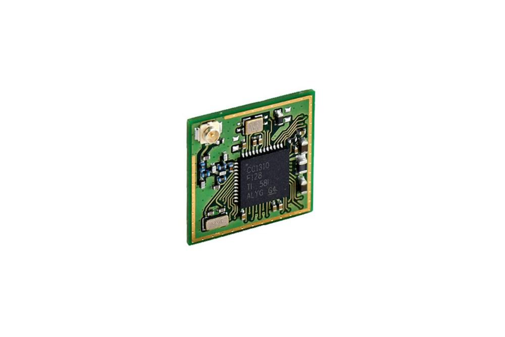 COUA 6LoWPAN-module 128 kB flash + 14 dBm