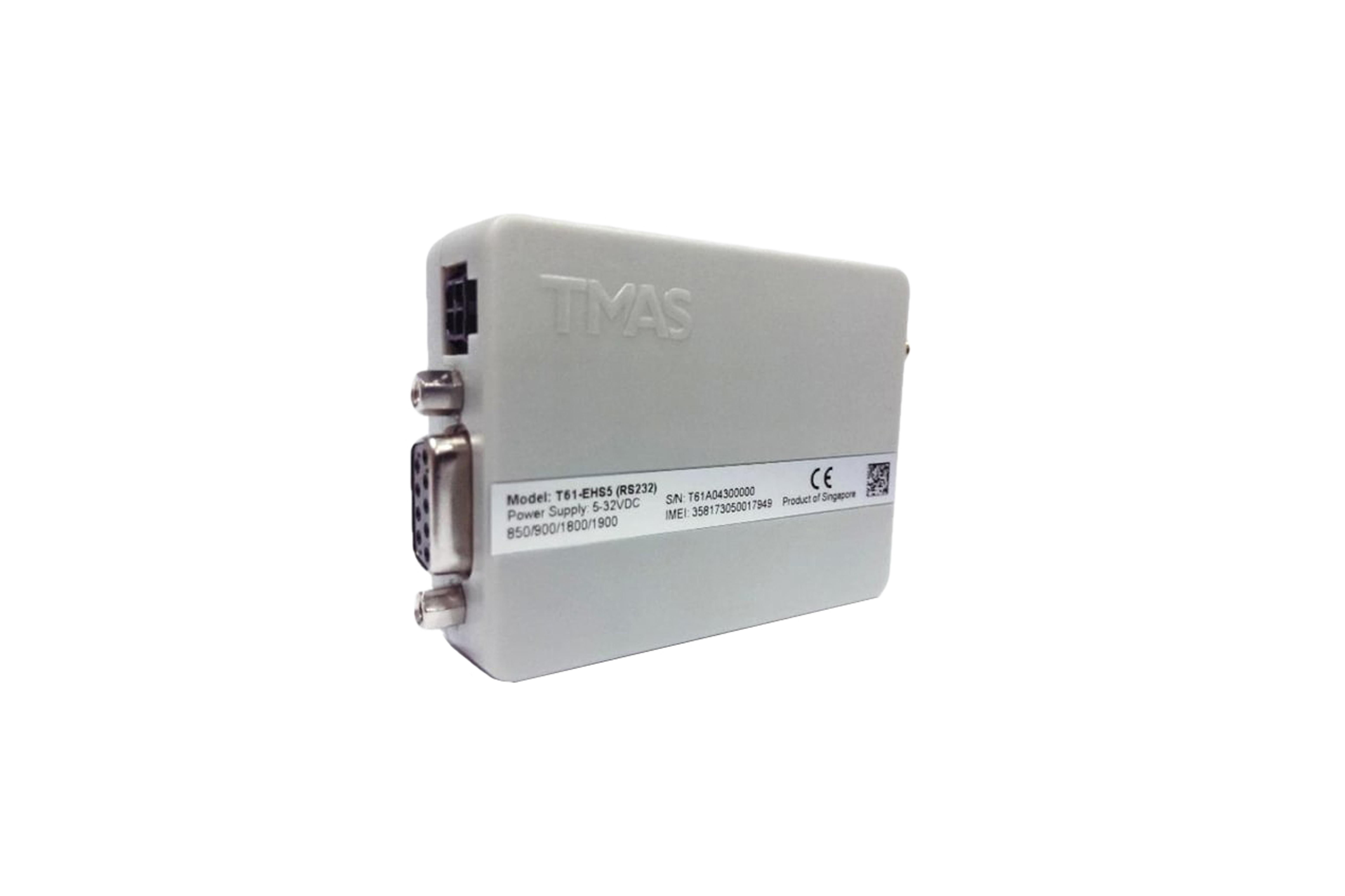 2G/3G-modem M2M Gateway RS232/RS485