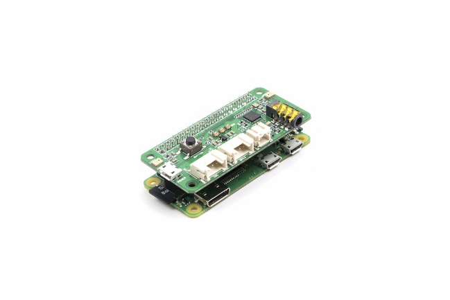 A product image for RESPEAKER 2-MICS PI HAT