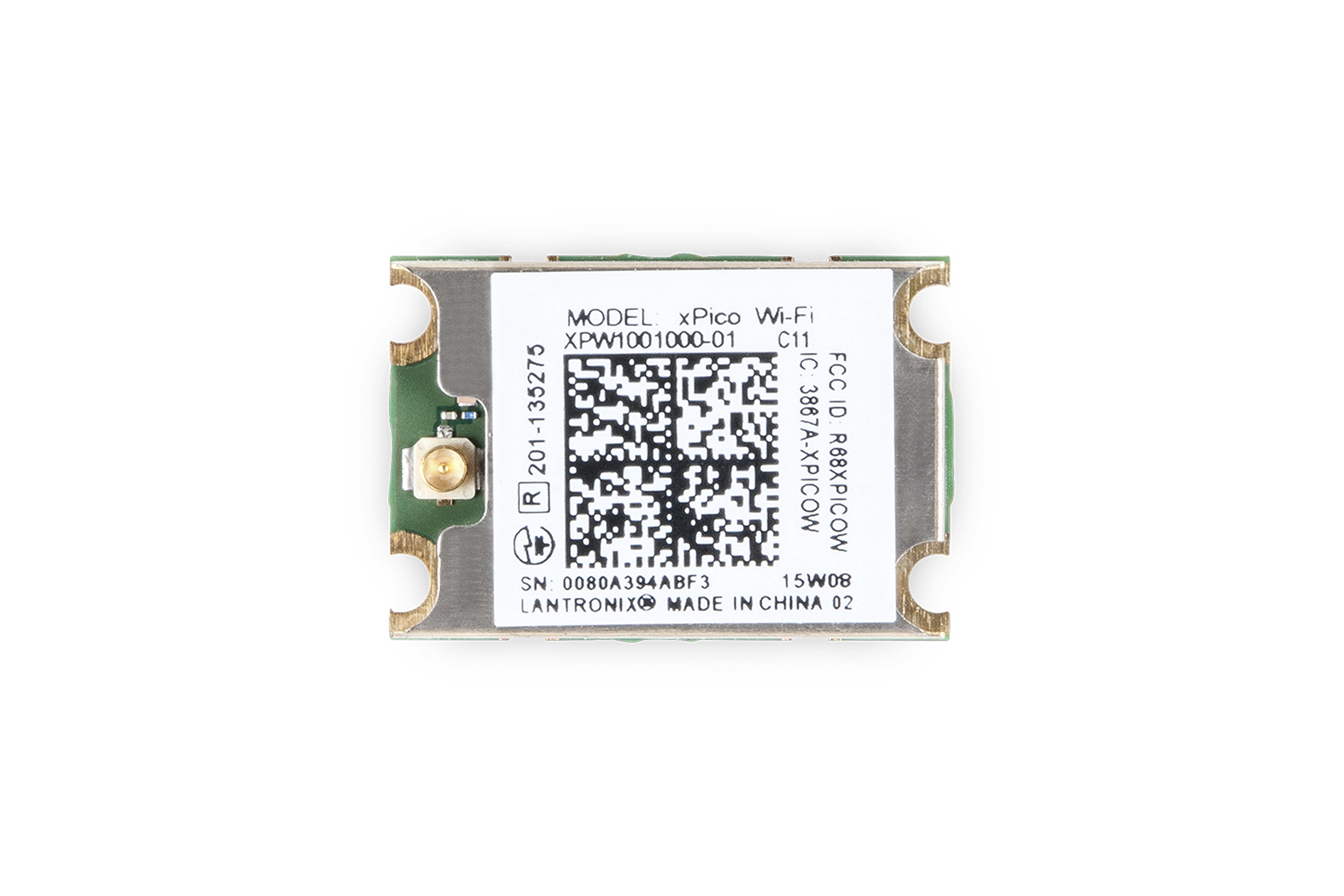 Serieel naar wifi-server IEEE 802.11b/g/n