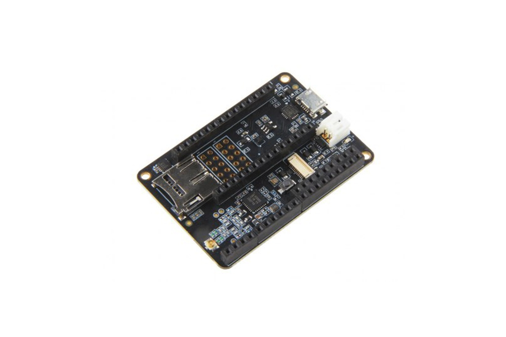 Pycom Pyscan Sensor Shield met RFID