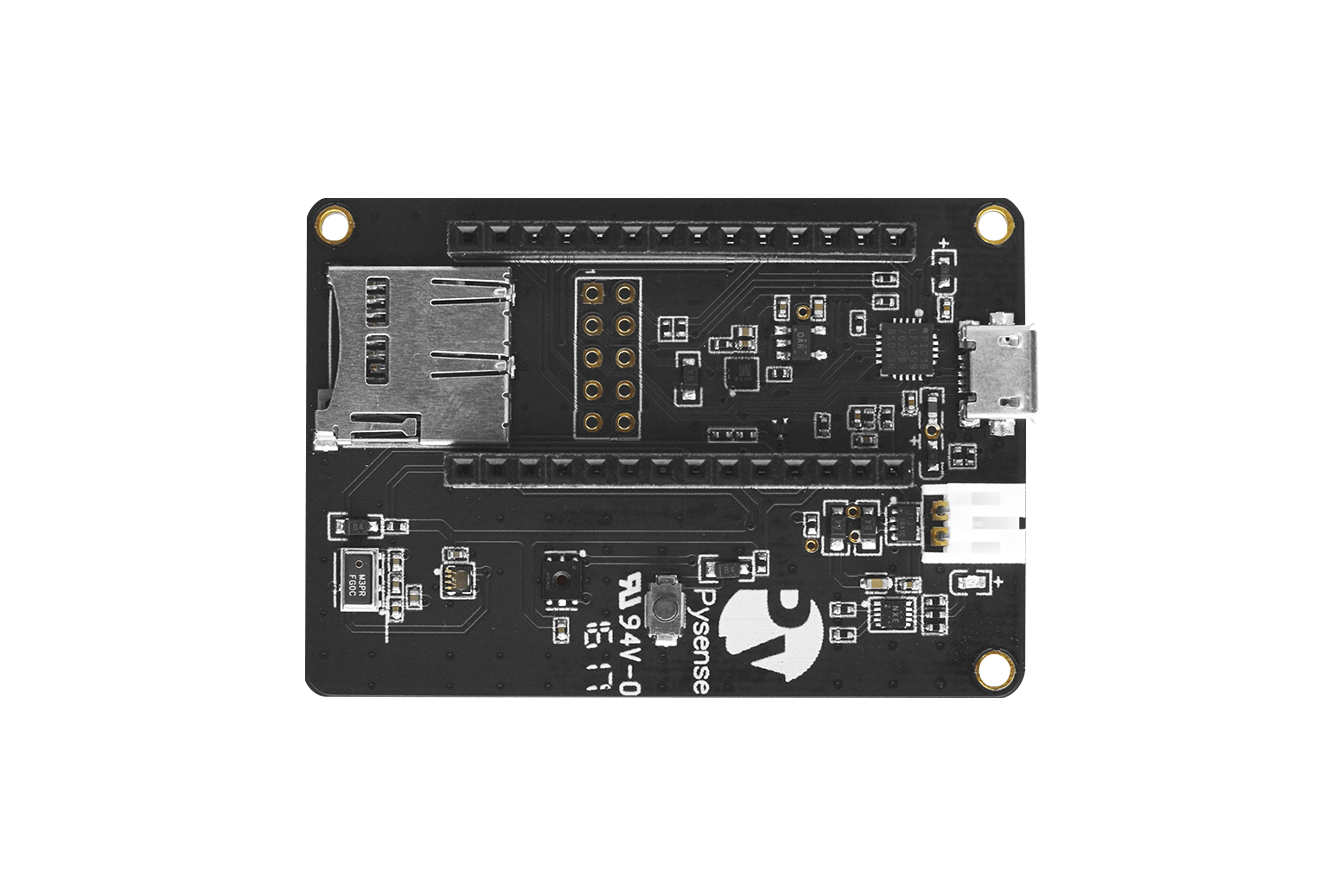 Pysense - sensor shield voor Pycom