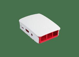 Officiële behuizing Pi 3, rood/wit