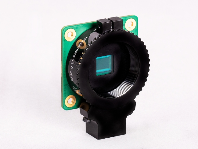 A product image for Raspberry Pi HQ Camera