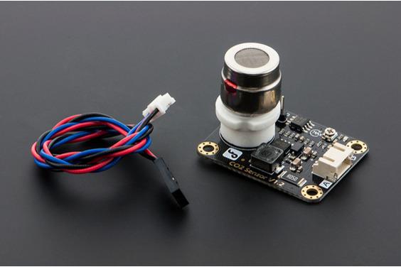 Gravity: Analog CO2 Gas Sensor For Arduino
