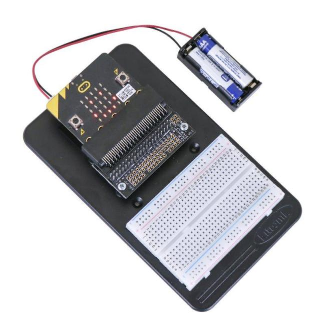 A product image for Kitronik Prototyping System for the BBC micro:bit