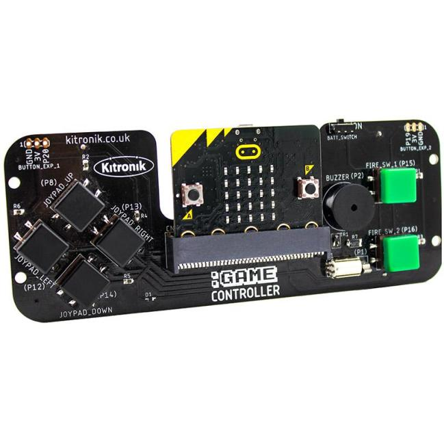 A product image for Kitronik :GAME Controller for BBC micro:bit