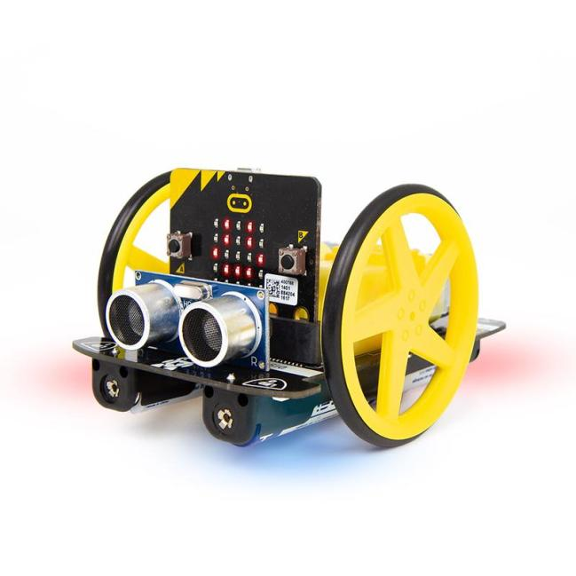 A product image for Kitronik :MOVE Motor for the BBC micro:bit