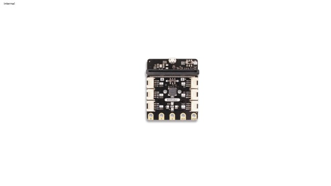 A product image for BitMaker – Grove expansion board for microbit (6 Grove ports)