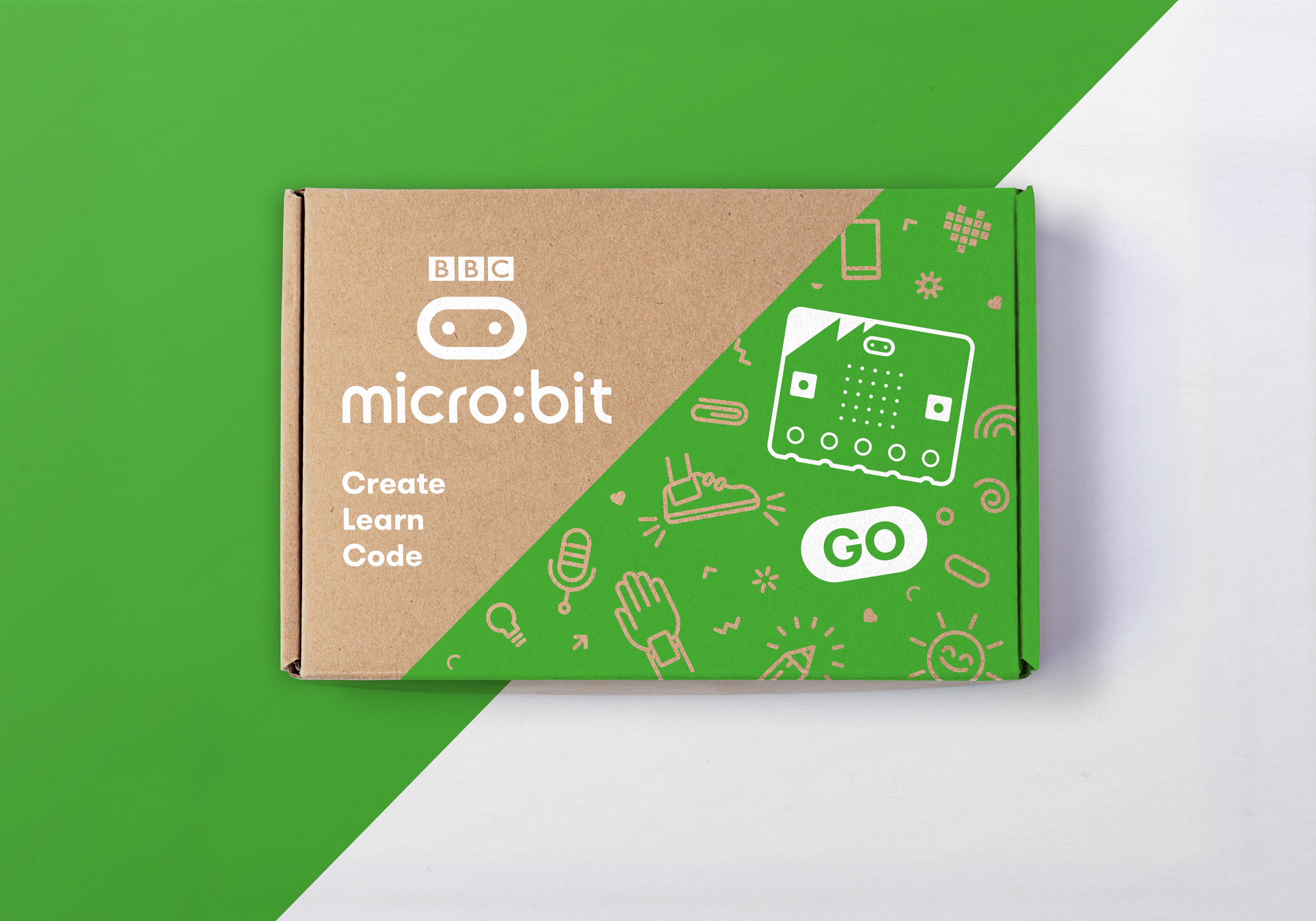 BBC micro:bit Go - Starter Kit