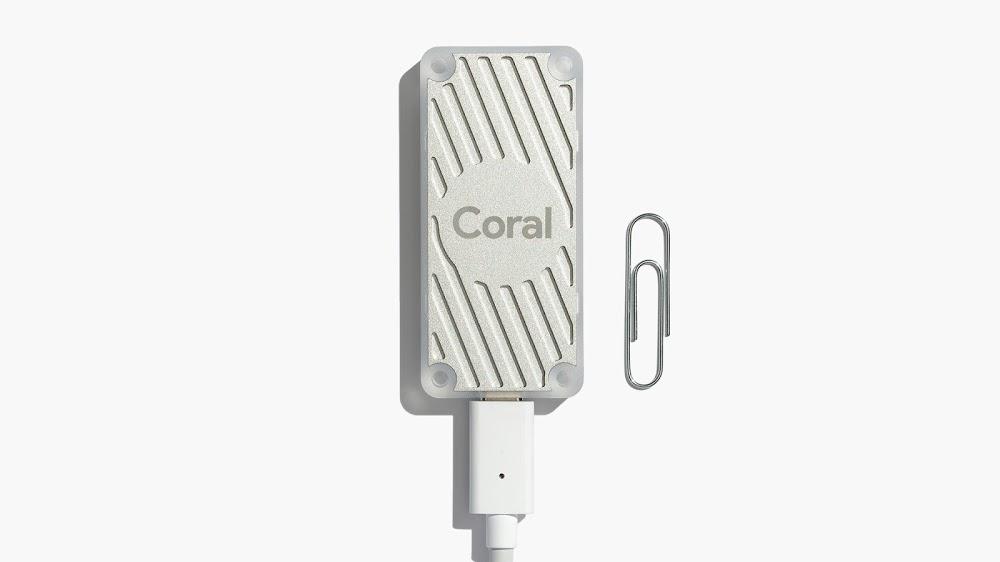 CoralUSB Accelerator