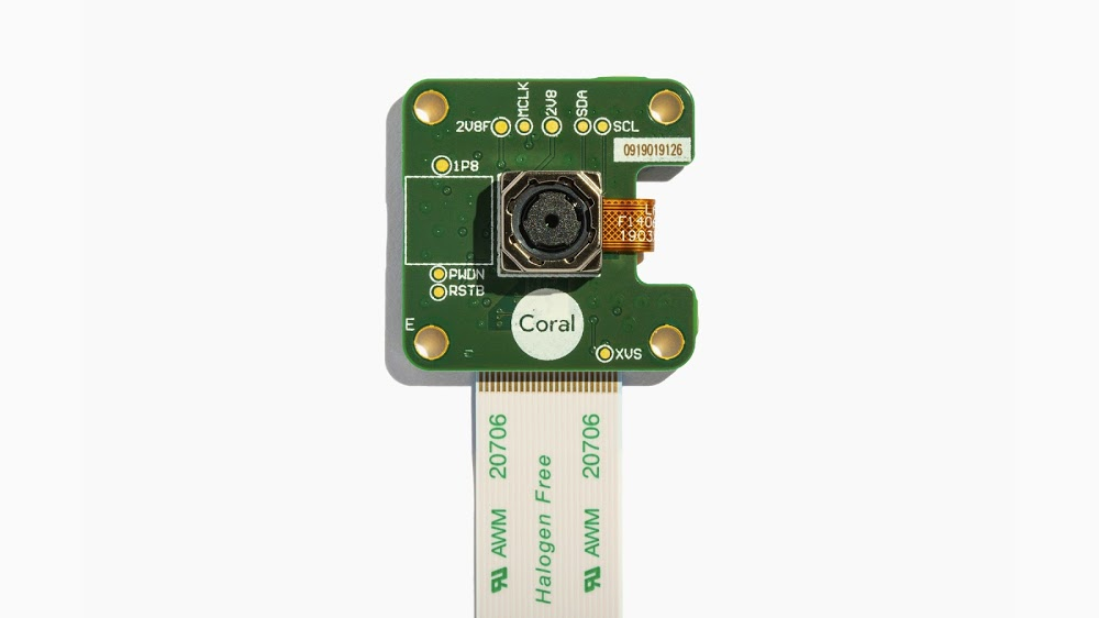 Coral 5 MP Camera