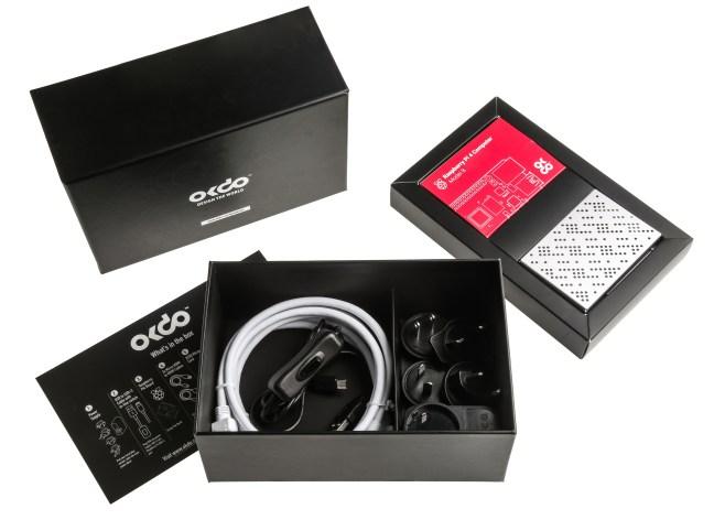 A product image for Okdo Raspberry Pi 4 8GB Model B Starter Kit