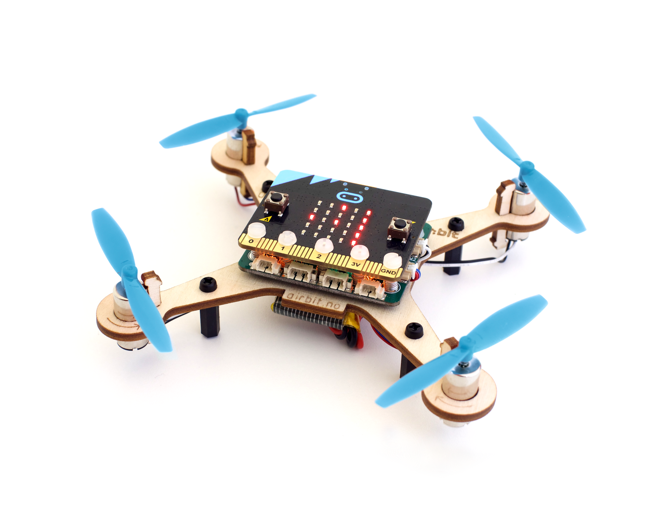 micro:bit drone