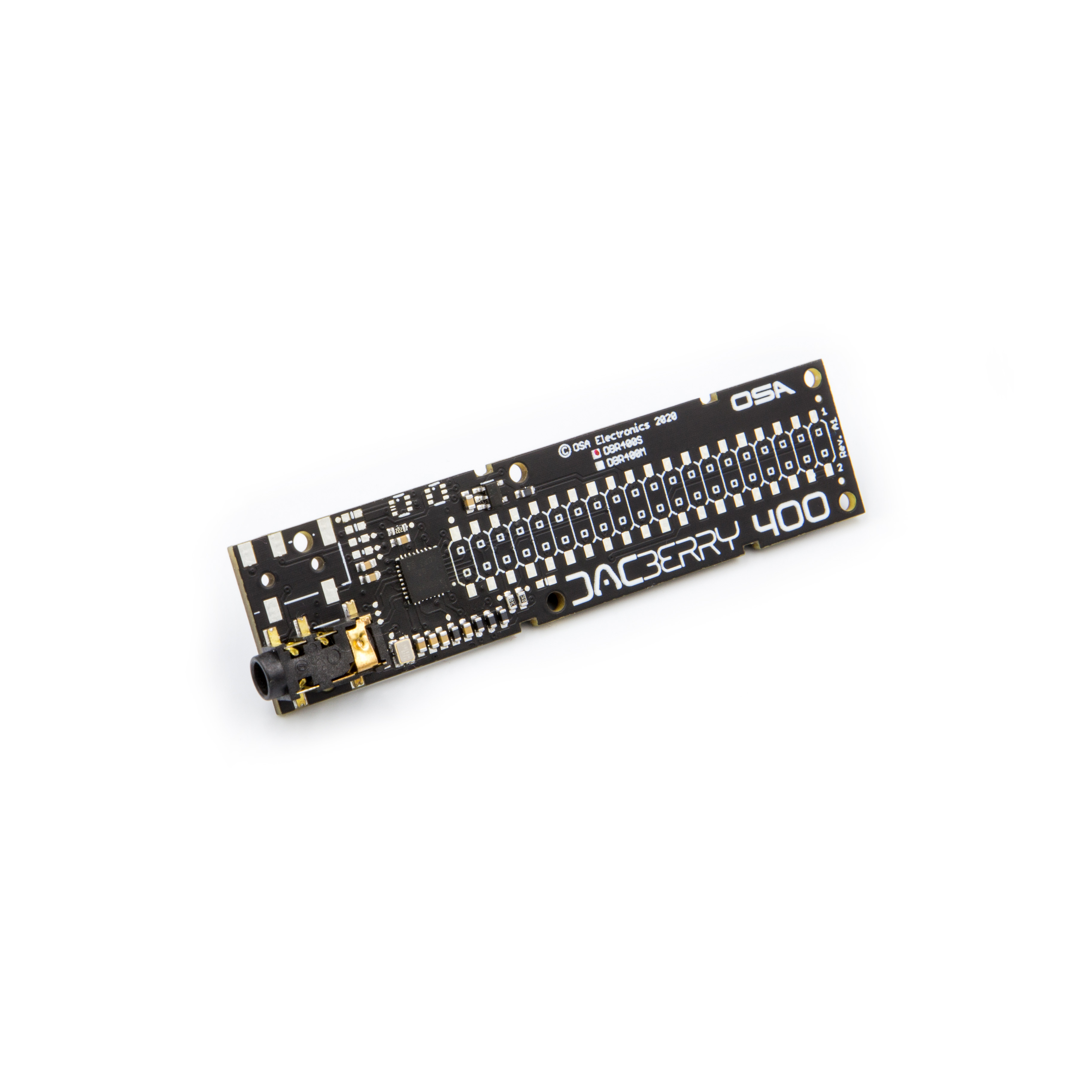OSA DACBerry 400S Audio Card for Raspberry Pi 400