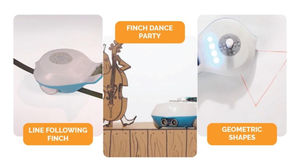 Finch Robot 2.0 Image