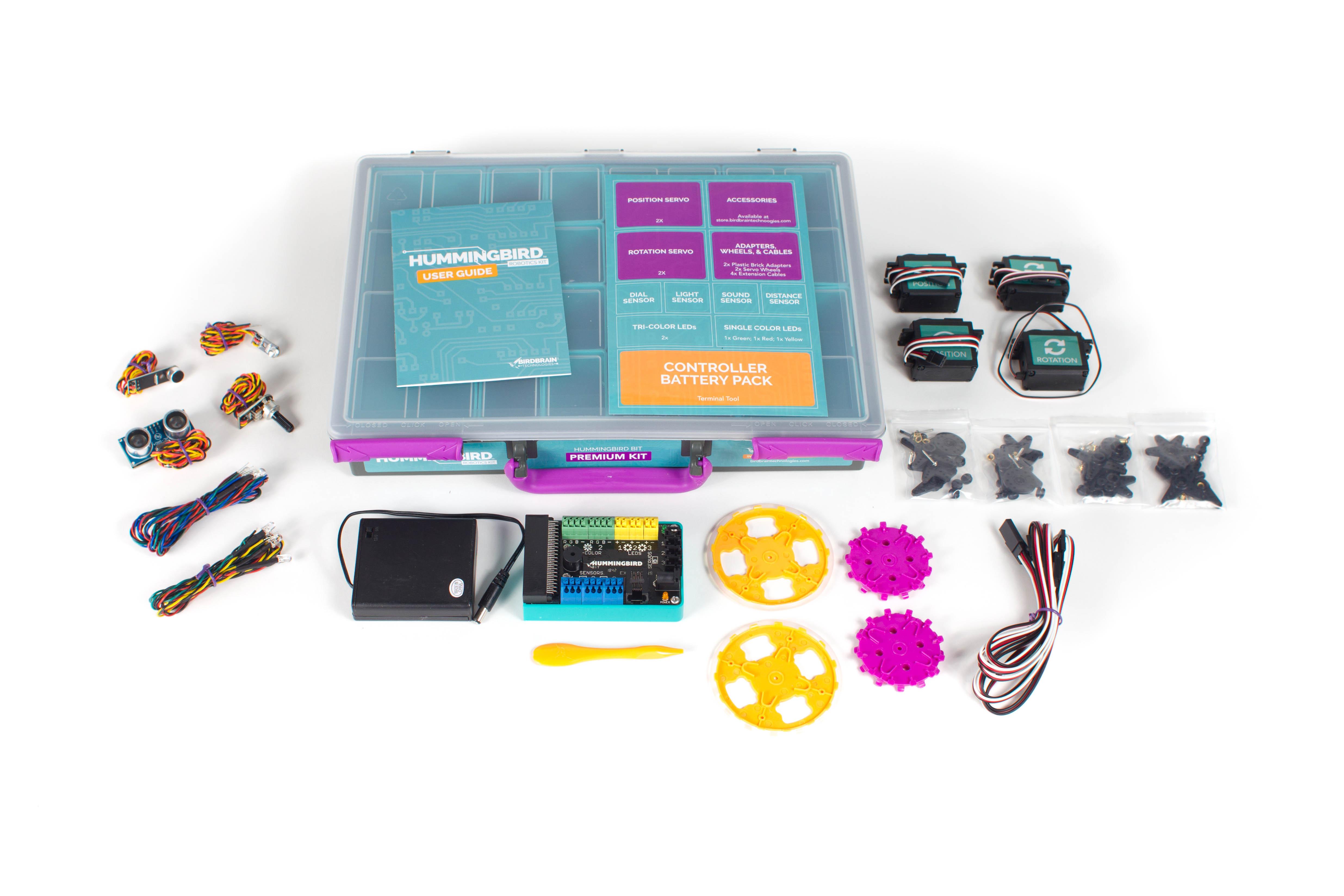 Hummingbird Premium Kit