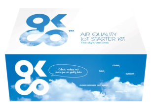 Air Quality IoT Starter Kit