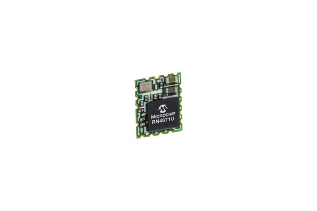 A product image for Bluetooth BLE Module, Shielded, Antenna