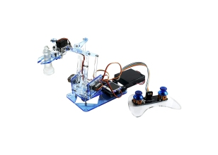 MeArm Robot Kit Delux kit with controler