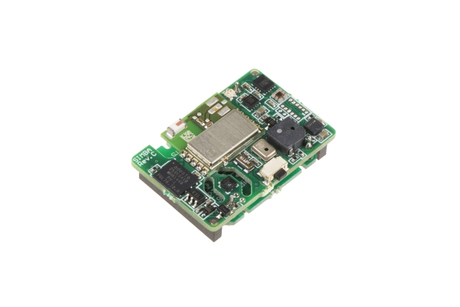 A product image for SensiEDGE SensiBLE IoT Module