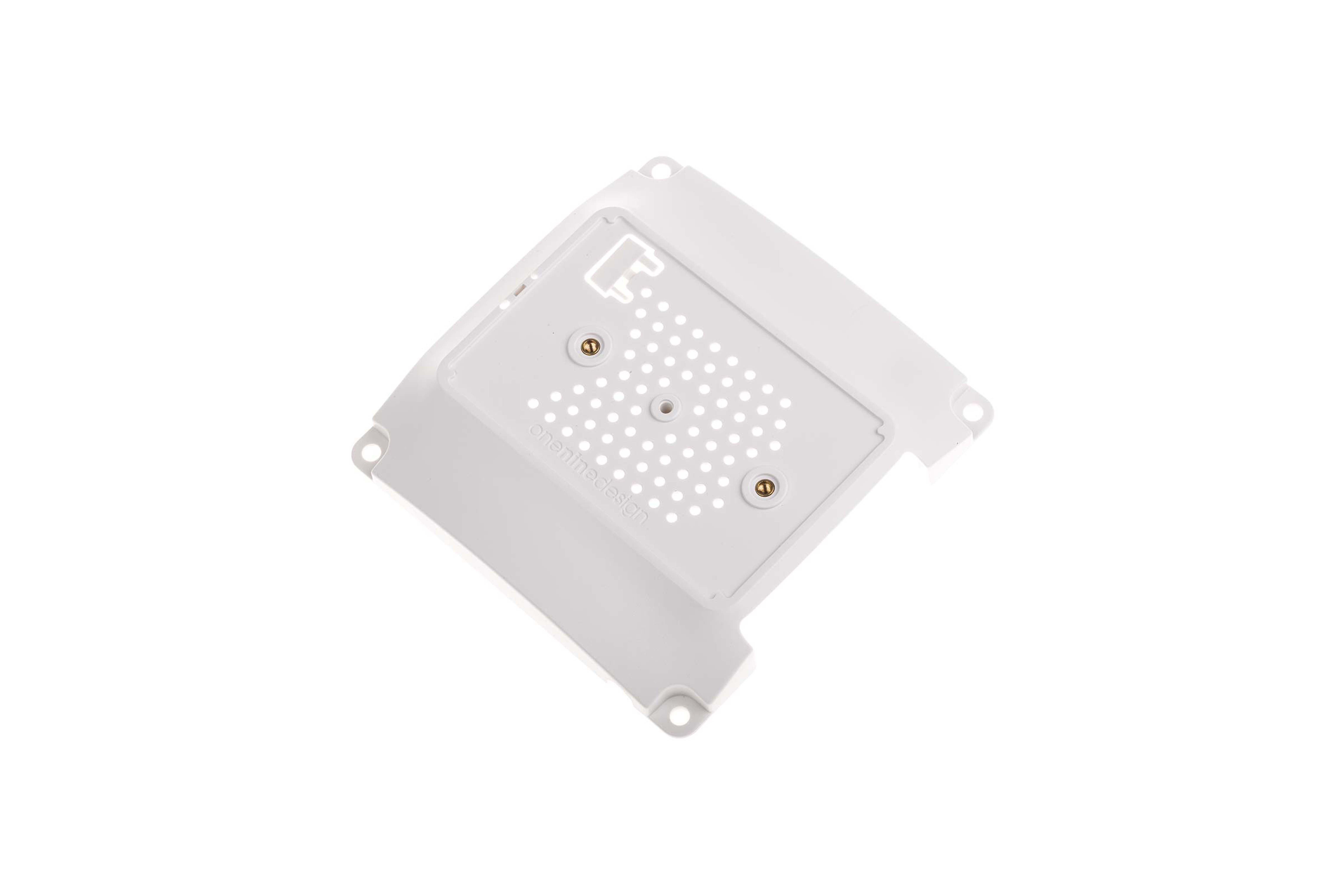 VESA Mount For Use With Raspberry Pi Case - White