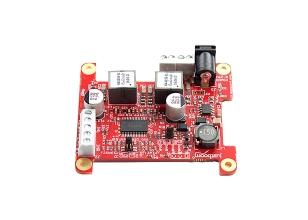 Justboom Amp Add-On Board