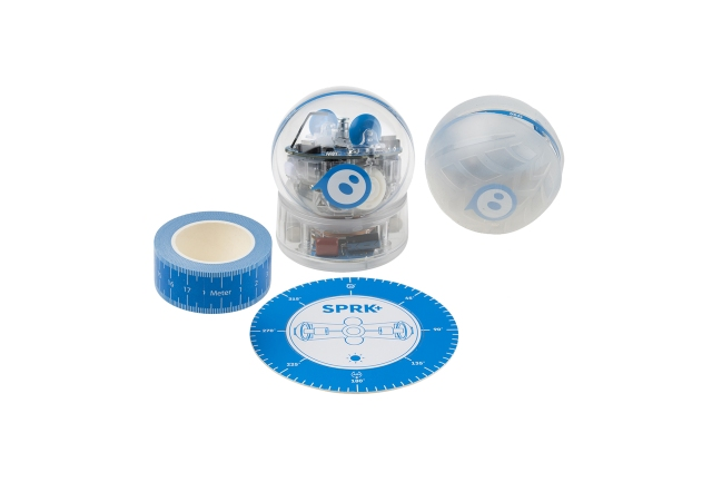 A product image for Sphero Sprk+ Education Power Pack