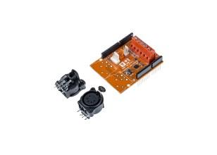 Arduino Tinkerkit Dmx Master Shield