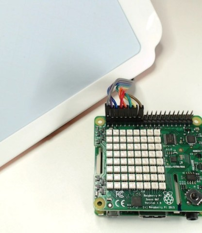 Control Your Raspberry Pi Sense HAT With a Flick
