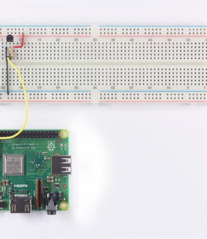 How To Measure Temperature Digitally With A Pi GPIO