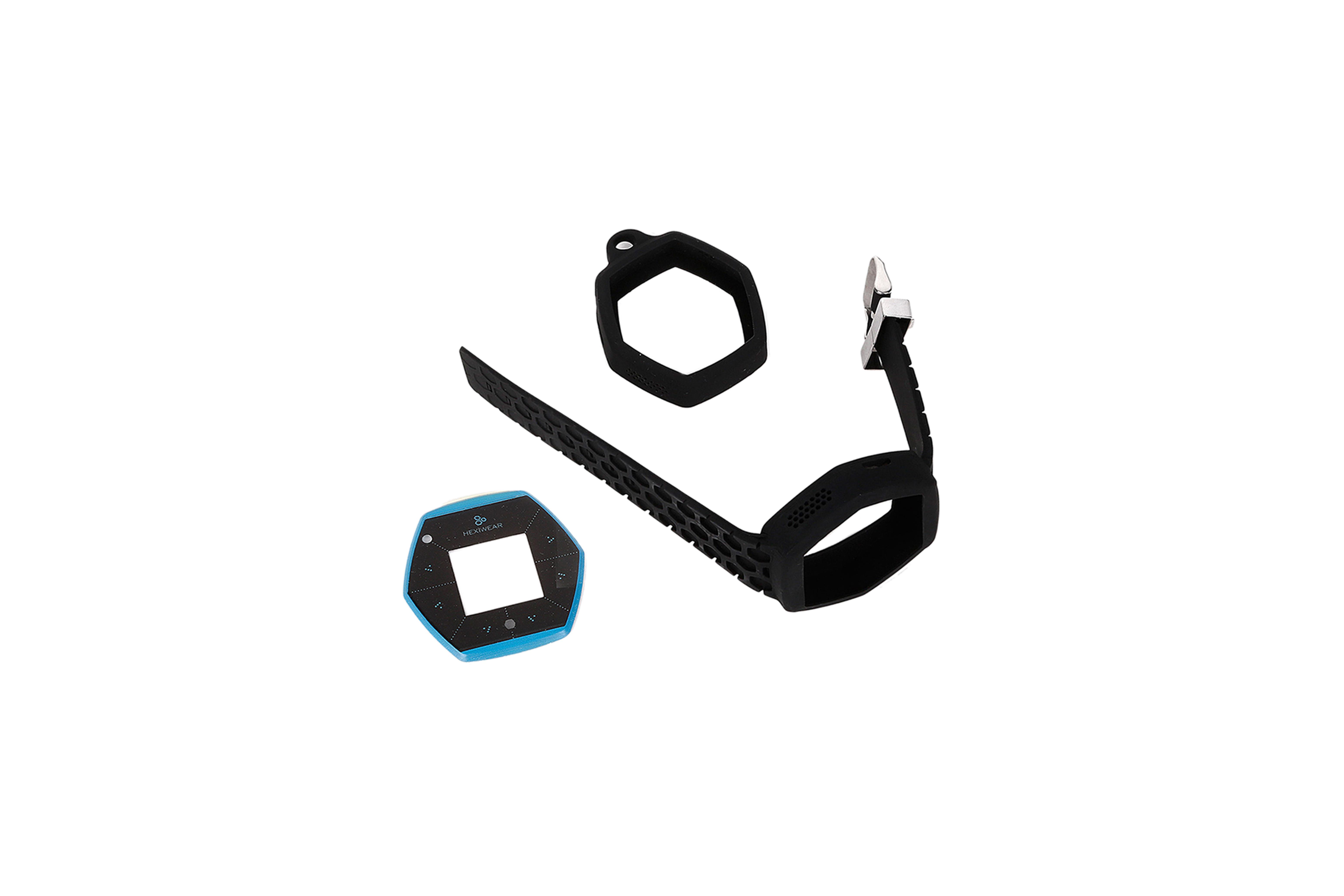 Hexiwear IoT Dev Kit Accessory Pack - Black