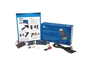 Solar-Powered Ble IoT Device Kit